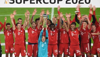 早报:拜仁3-2多特豪取第五冠,曼市双雄大捷,国米亚特兰大进球盛宴