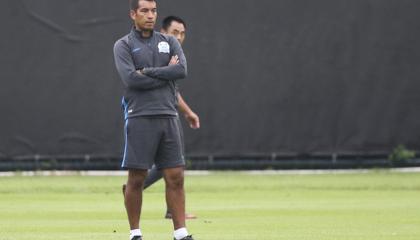 广州富力主教练:李提香无法出场,希望可以打好两回合上半场