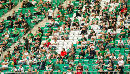 维尔纳快速官方:对阵阿森纳比赛门票已经全部售罄