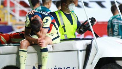 墨西哥美洲官方:球队中场大将贝内德蒂再次伤缺一个半月