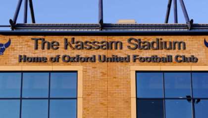 新冠病毒苏虐,周六牛津联与斯温登的英甲联赛推迟
