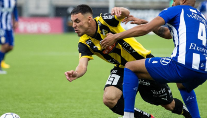 哥德堡VS赫根:抢分关键战,两队都有重要人员缺席
