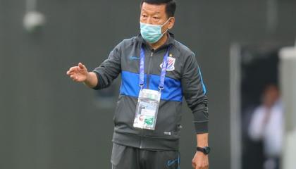 上海申花主帅崔康熙:无论是教练还是球员,我们都会全力争胜