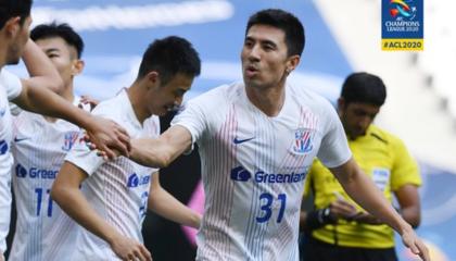 上海申花VS东京FC首发:姆比亚、钱杰给首发,东京巴西三外援出战