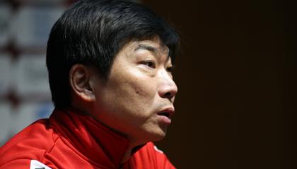 长春亚泰主教练陈洋:球队目前的确人员不整,会全力打出一场精彩的比赛