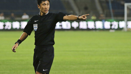 足协杯裁判安排:马宁执法国安vs成都,张雷执法卓尔vs远大