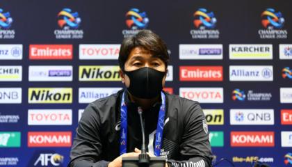 神户胜利船主帅三浦淳宽:明天也必须赢得比赛,今年目标亚冠冠军