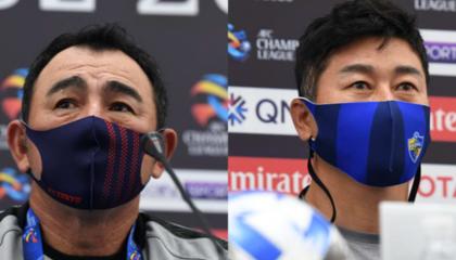 东京FC贯彻进攻理念不留遗憾,蔚山现代为小组头名而战