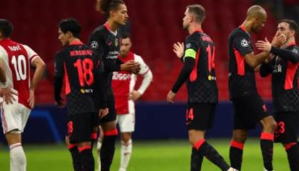 利物浦vs阿贾克斯:红军伤兵满营小鬼当家,阿贾克斯志在复仇