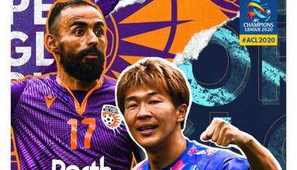 珀斯光荣VS东京FC首发:珀斯多名小将出战,东京队长回归