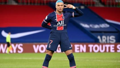大巴黎官方更新球员伤情:姆巴佩本轮出战存疑