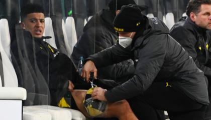 德媒:桑乔将缺席与塞维利亚的欧冠淘汰赛次回合