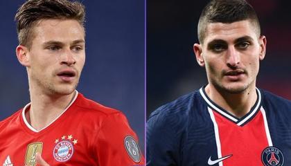 巴黎vs拜仁首发:穆勒、姆巴佩先发
