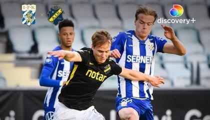 001话题区:IFK哥德堡vsAIK索尔纳