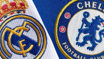 欧冠前瞻:皇马vs切尔西,两队欧冠历史首次交手