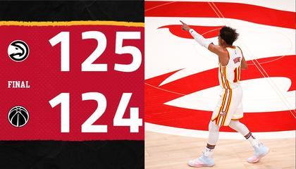 NBA战报:威少成历史三双王28+13+21 特雷-杨36+6+9 奇才惜败老鹰