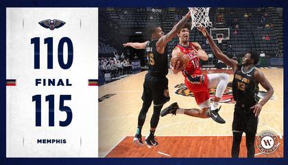 NBA战报:瓦兰20+11+5帽 布鲁克斯23分 沃克18+6 灰熊击退鹈鹕