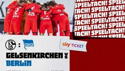 沙尔克04VS柏林赫塔:沙尔克04两人感染新冠,柏林赫塔两大射手伤缺