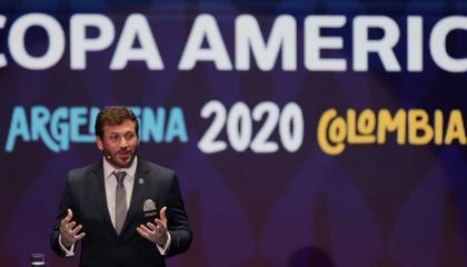 南美足联官方:美洲杯将如期进行,不会因疫情延期