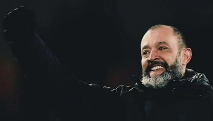 官方:狼队主教练努诺将在本赛季结束后离任