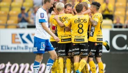 瑞典超前瞻:埃尔夫斯堡VS北雪平