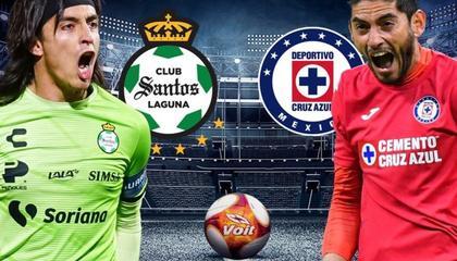 墨西超前瞻:桑托斯拉古纳vs蓝十字