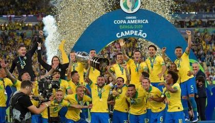南美足联官方:2021美洲杯将在巴西举行