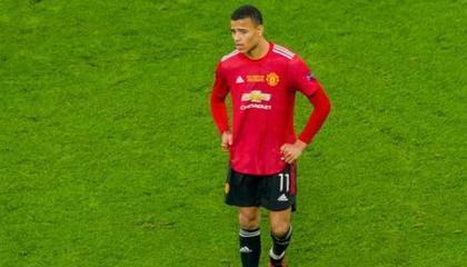 官方:曼联前锋格林伍德因伤无缘欧洲杯