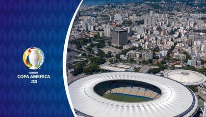 里约市长:如果疫情情况恶化,有可能取消举办美洲杯