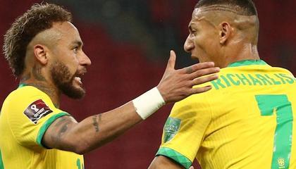 巴媒:巴西球员将于近日集体发布声明反对举行本届美洲杯