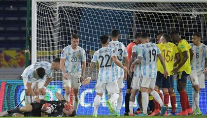 阿根廷官方确认马丁内斯伤势无碍,但罗梅罗疑似受伤