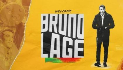官方:布鲁诺·拉热出任狼队主教练