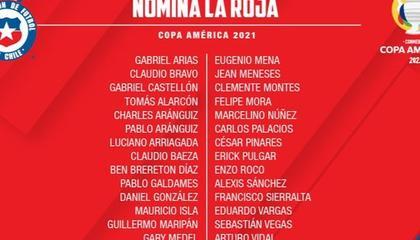 美洲杯智利大名单:桑切斯、比达尔领衔,布拉沃入选