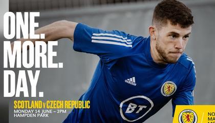 欧洲杯前瞻:苏格兰VS捷克