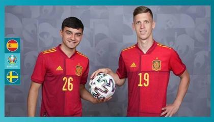 欧洲杯前瞻:西班牙VS瑞典