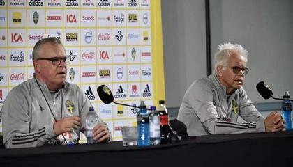 瑞典主帅安德森:挑战西班牙需要绝对顶级的表现