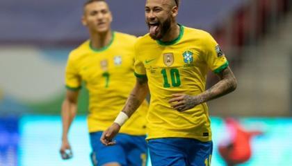 美洲杯战报:内马尔传射,巴西揭幕战3-0大胜委内瑞拉迎开门红
