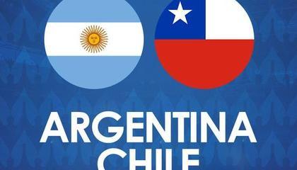美洲杯前瞻:阿根廷vs智利