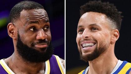 过去18年的常规赛MVP 最终能在当赛季夺冠的只有詹姆斯和库里