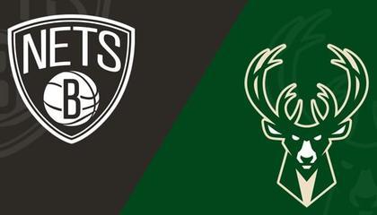 NBA战报:字母哥34+12 杜兰特28+13 欧文伤退 雄鹿2-2战平篮网