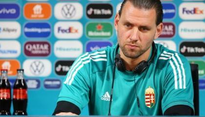 亚当-绍洛伊:很骄傲成为匈牙利国家队队长,将全力迎战葡萄牙