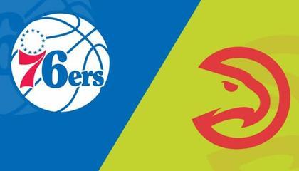 NBA战报:特雷-杨25+18 博格丹22分 恩比德17+21 老鹰上演18分大逆转