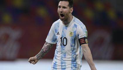 阿根廷vs智利首发:梅西领衔,桑切斯缺阵