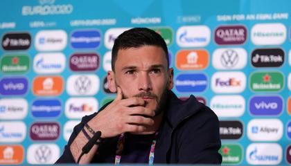 洛里:姆巴佩和吉鲁的矛盾处理的很好 球队现在专注于欧洲杯
