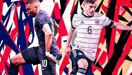 欧洲杯前瞻:法国VS德国