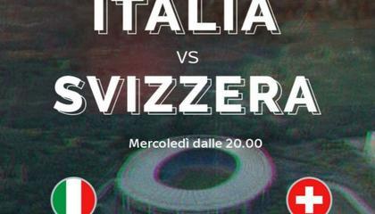 欧洲杯前瞻:意大利VS瑞士