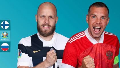 欧洲杯前瞻:芬兰VS俄罗斯