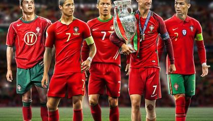 率领葡萄牙战胜匈牙利,C罗创造7项纪录