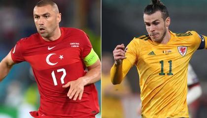 欧洲杯前瞻:土耳其VS威尔士