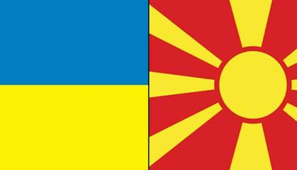 欧洲杯前瞻:乌克兰VS北马其顿